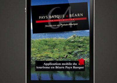 Création de charte graphique d'application mobile