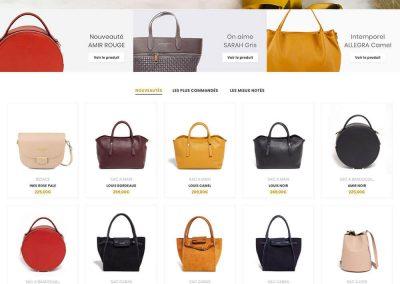 Création de boutique e-commerce - Victor&Hugo